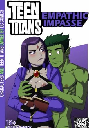 ใส่เร็วๆ เสร็จไวๆ – [Incognitymous] Teen Titans- Empathic Impasse
